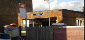 Whitton Railway Station