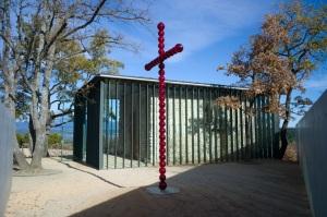 Tando Ando's chapel