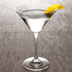 vodka martini, once mixed never forgotten